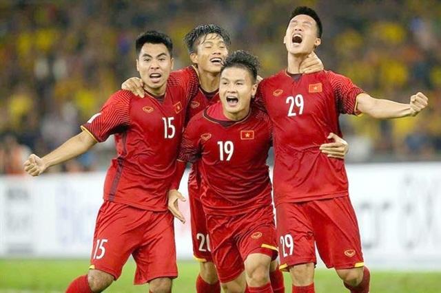 Không thi đấu, đội tuyển Việt Nam vẫn thăng tiến trên bảng xếp hạng FIFA - 1