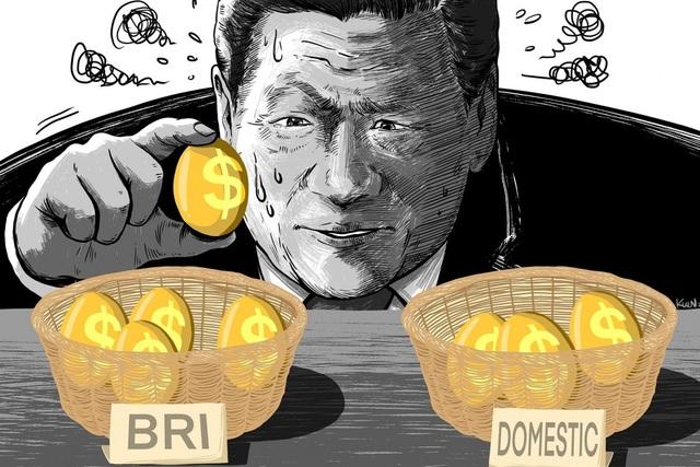 Gánh nợ khủng cản tham vọng Vành đai và Con đường của Trung Quốc - 1