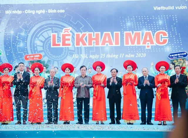 Gian hàng vật liệu chống thấm của người Việt gây ấn tượng mạnh tại triển lãm Xây dựng Quốc tế - 1