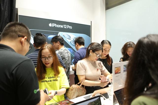 iPhone 12 chính hãng về Việt Nam, giá từ 22 triệu đồng - 2