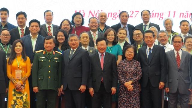 Đẩy mạnh, thu hút nguồn lực của người Việt ở nước ngoài - 2