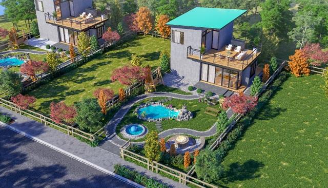 Jade Garden Hill - Ngôi nhà thứ hai lý tưởng ngay trung tâm Bảo Lộc - 1