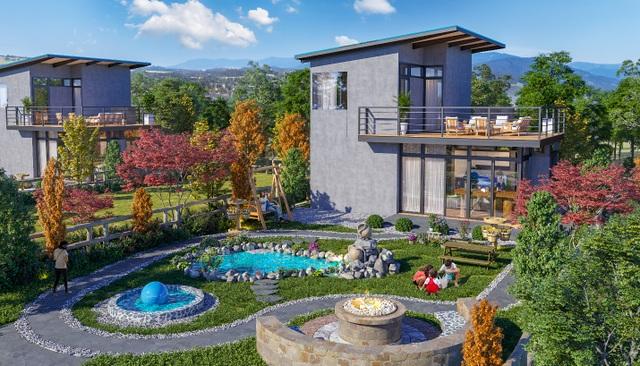 Jade Garden Hill - Ngôi nhà thứ hai lý tưởng ngay trung tâm Bảo Lộc - 4