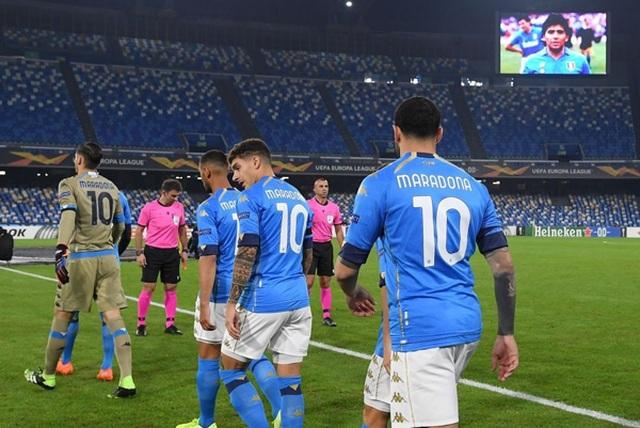 Napoli chính thức đổi tên sân thành Diego Maradona - 2