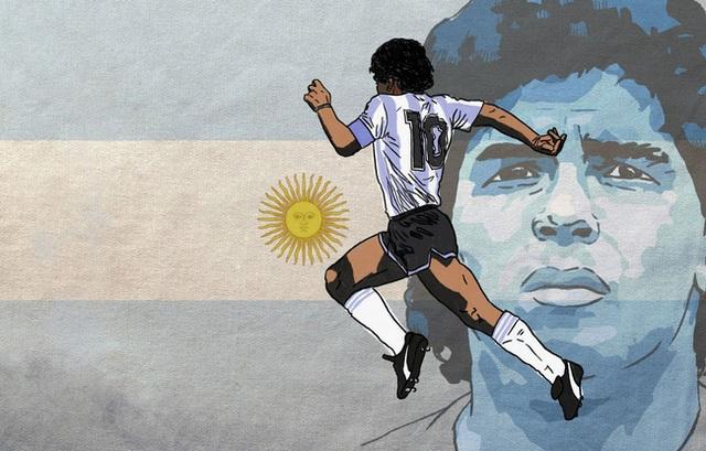Giai thoại về Bàn tay của Chúa và chất ngạo nghễ của Maradona - 3