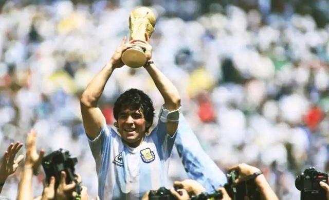 Giai thoại về Bàn tay của Chúa và chất ngạo nghễ của Maradona - 2