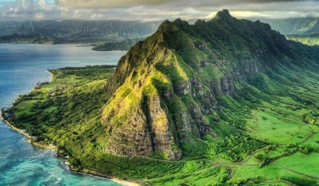Phát hiện hồ chứa nước ngọt khổng lồ ngoài khơi bờ biển Hawaii - 1
