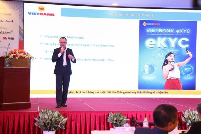 Vietbank vinh dự nhận giải Ngân hàng có Sản phẩm/Dịch vụ sáng tạo tiêu biểu 2020 - 2
