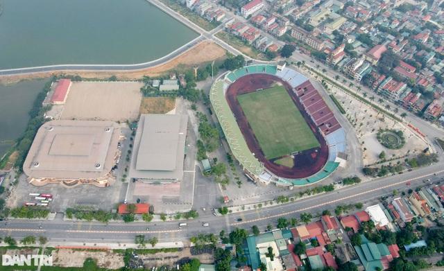 Sân bóng trăm tỷ đồng được chọn đăng cai môn bóng đá nam SEA Games 31 - 1