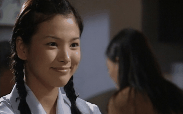 Nhan sắc nổi bật thời đi học của Song Hye Kyo - 2
