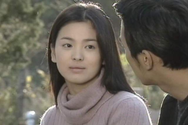 Nhan sắc nổi bật thời đi học của Song Hye Kyo - 3