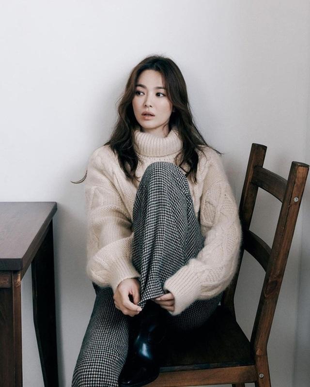 Nhan sắc nổi bật thời đi học của Song Hye Kyo - 14