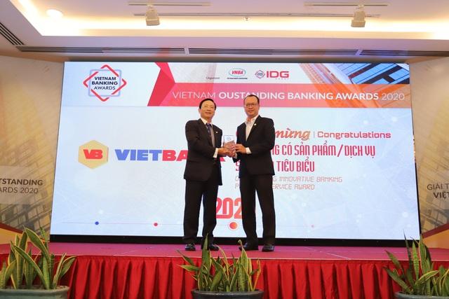 Vietbank vinh dự nhận giải Ngân hàng có Sản phẩm/Dịch vụ sáng tạo tiêu biểu 2020 - 4