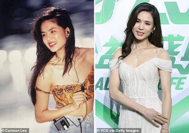 Lý Nhược Đồng vẫn mặc vừa đồng phục nữ sinh sau 37 năm - 8