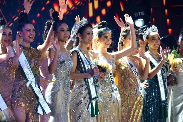 Hoa khôi Du lịch Việt Nam 2020 không tìm được ngôi vị cao nhất  - 1