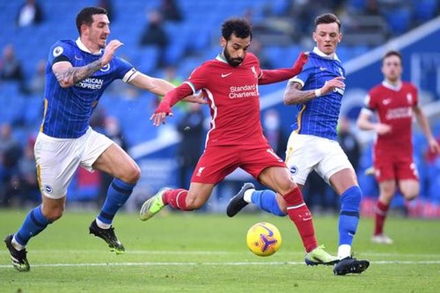 Liverpool tuột chiến thắng trước Brighton ở phút bù giờ - 4