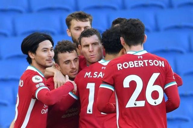 Liverpool tuột chiến thắng trước Brighton ở phút bù giờ - 2
