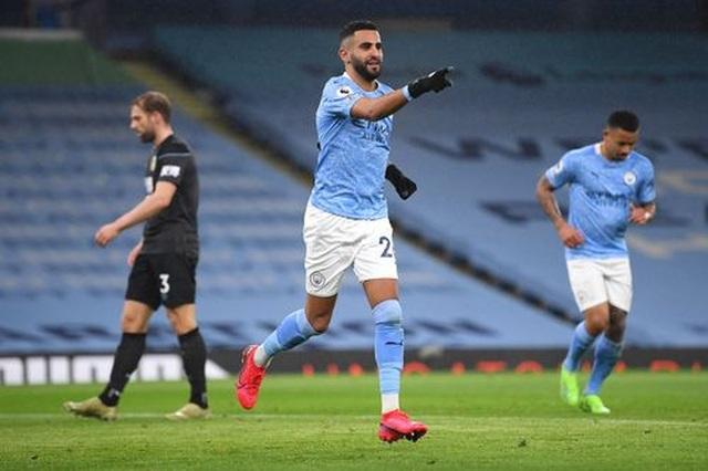 Man City 5-0 Burnley: Chủ nhà mở tiệc bàn thắng - 1
