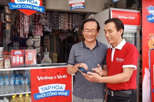 Tăng trưởng ấn tượng, VinShop hướng tới mốc 55.000 tiệm tạp hóa trong năm nay - 2