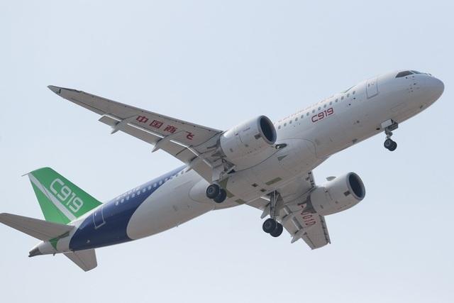 Ông Trump có thể chặn tham vọng máy bay thương mại của Trung Quốc - 1