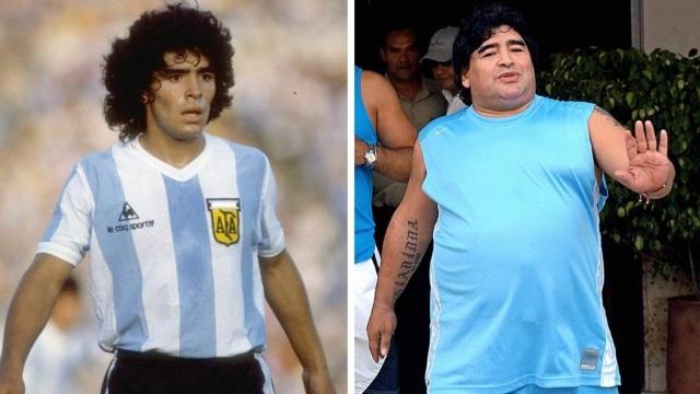 Messi và C.Ronaldo đừng mơ được ngưỡng mộ như Maradona - 2