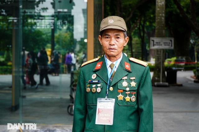 Vào Lăng viếng Bác xong, tôi sẽ tiếp tục đi Quảng Ngãi tìm mộ đồng đội... - 3