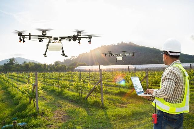 Bộ Quốc phòng: Nhập thiết bị bay không người lái cho lão nông thăm ruộng - 1
