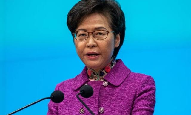Lãnh đạo Hong Kong giữ cả đống tiền mặt ở nhà do lệnh trừng phạt của Mỹ - 1