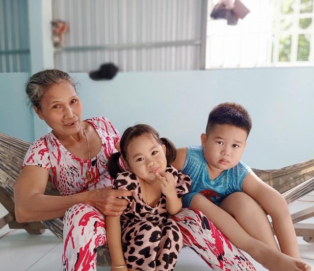 Mẹ mất, cha bệnh nặng, 3 trẻ trước nguy cơ đói nghèo, bơ vơ như chim vỡ tổ - 6