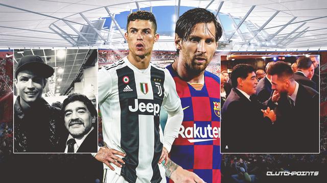 Messi và C.Ronaldo đừng mơ được ngưỡng mộ như Maradona - 1