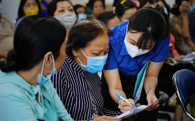 TPHCM ra quân vận động người dân tham gia bảo hiểm tự nguyện - 3