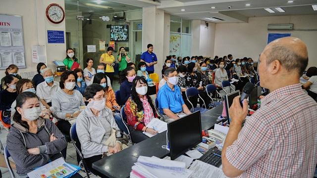 TPHCM ra quân vận động người dân tham gia bảo hiểm tự nguyện - 1