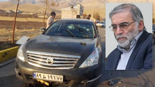 Cha đẻ hạt nhân Iran có thể đã bị ám sát bằng vũ khí điện tử tối tân - 1