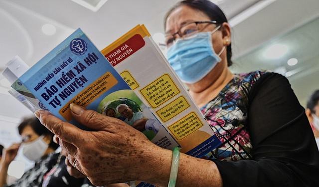 TPHCM ra quân vận động người dân tham gia bảo hiểm tự nguyện - 5