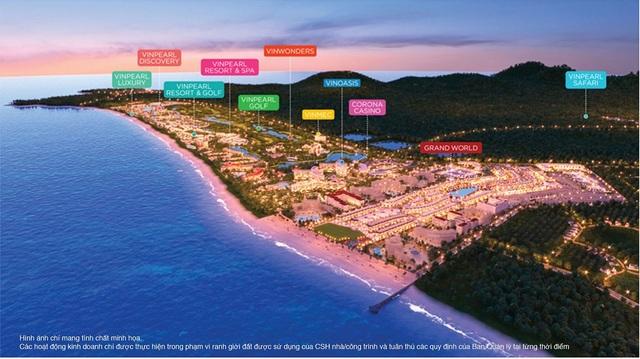 Grand World Phú Quốc có vượt mặt các ông trùm du lịch Sentosa hay Ibiza? - 2