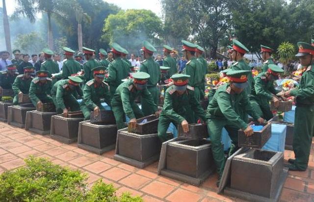 Cựu chiến binh đi tìm hài cốt liệt sĩ với lời thề trong cửa tử - 4
