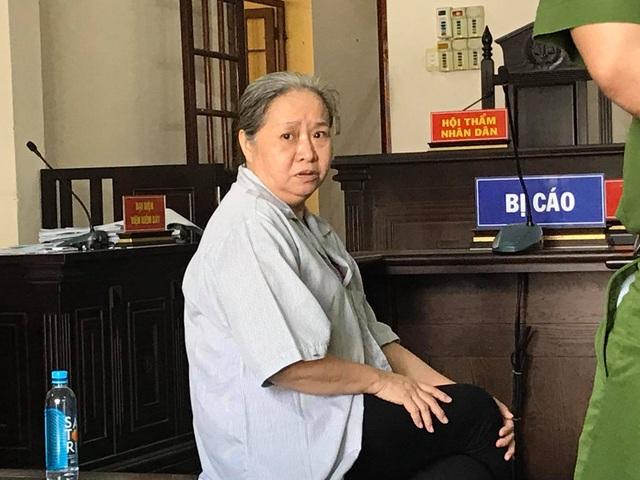 Vụ tạt axít nhân tình của chồng: Người vợ được thả tại tòa - 1