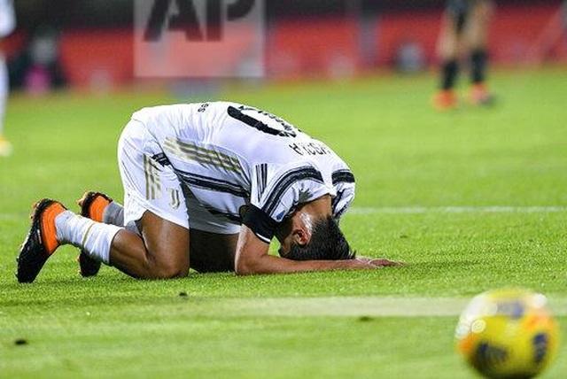 Vắng C.Ronaldo, Juventus gây thất vọng trước đội bóng tí hon - 3