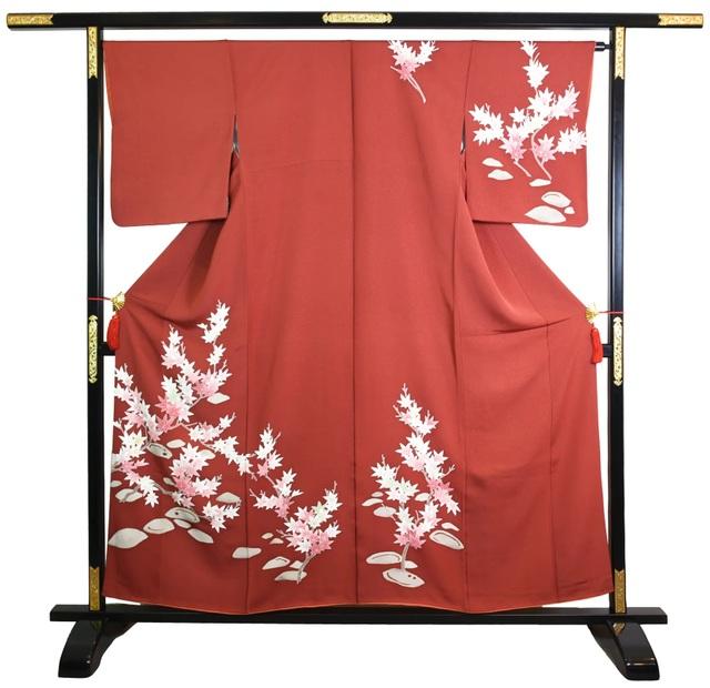 Chiêm ngưỡng họa tiết 4 mùa tuyệt sắc của kimono Nhật Bản - 11