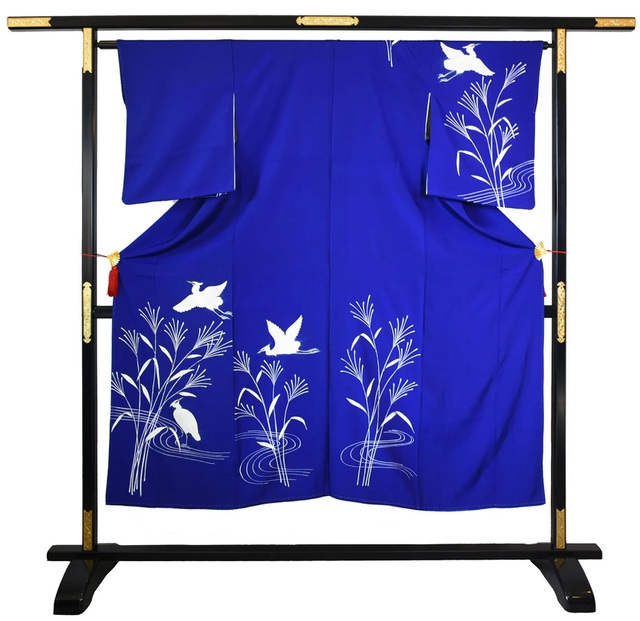 Chiêm ngưỡng họa tiết 4 mùa tuyệt sắc của kimono Nhật Bản - 17