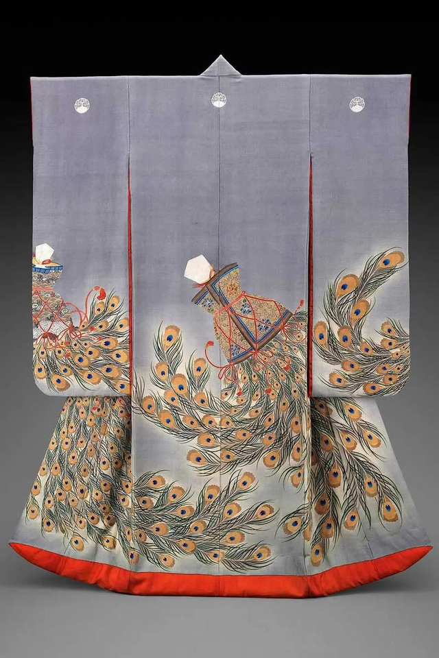 Chiêm ngưỡng họa tiết 4 mùa tuyệt sắc của kimono Nhật Bản - 2