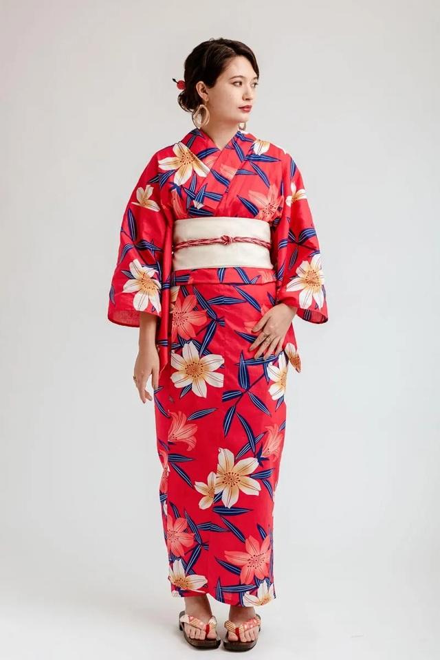 Chiêm ngưỡng họa tiết 4 mùa tuyệt sắc của kimono Nhật Bản - 6
