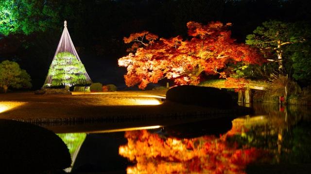Những cảnh sắc hiếm có khó tìm ở nước Nhật tháng 11 - 2