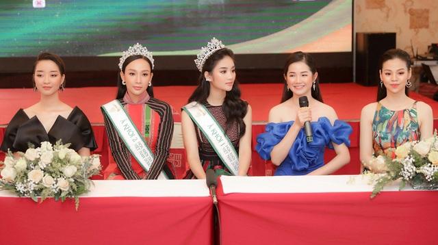 BTC Hoa khôi Du lịch: