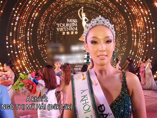 Đêm chung kết không tìm được Hoa khôi Du lịch 2020: Top 5 cuộc thi nói gì? - 5