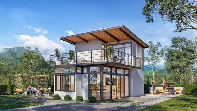 Jade Garden Hill - Ngôi nhà thứ hai lý tưởng ngay trung tâm Bảo Lộc - 3