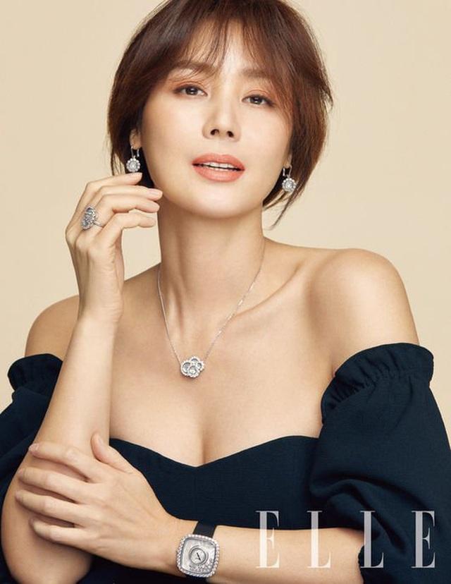 Cuộc sống giàu sang đáng ngưỡng mộ của mẹ Kim Tan Kim Sung Ryung - 10