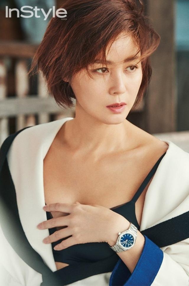 Cuộc sống giàu sang đáng ngưỡng mộ của mẹ Kim Tan Kim Sung Ryung - 3