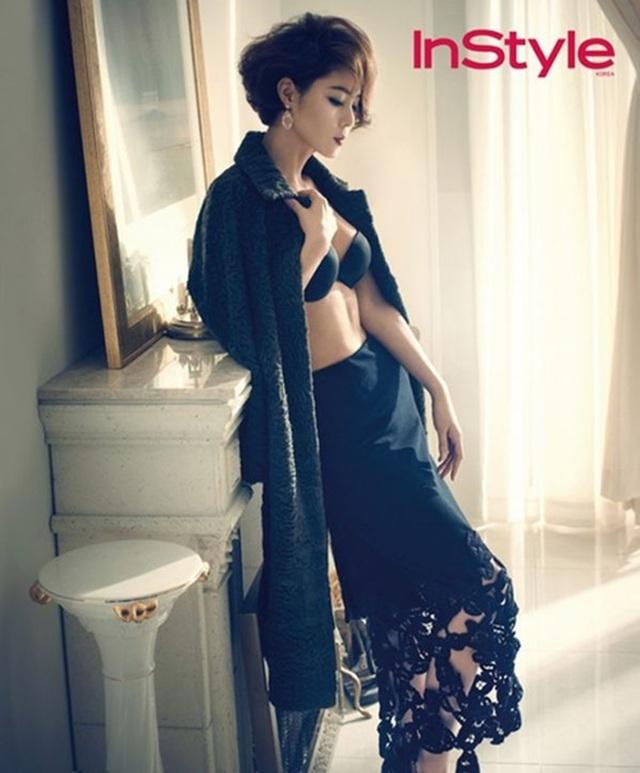 Cuộc sống giàu sang đáng ngưỡng mộ của mẹ Kim Tan Kim Sung Ryung - 9