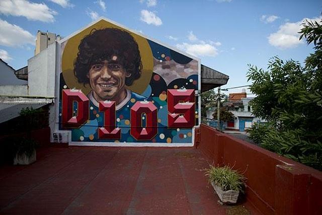 Bất ngờ căn nhà giản dị của huyền thoại Maradona thuở chưa nổi tiếng - 4